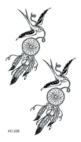 Swallow and Dreamcatcher
